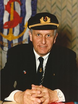 William FRANCKEN, Grand Patron de 1990 à 1999